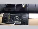 BMW X5 2003 TV RADYO